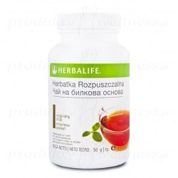 Herbalife Herbatka Thermojetics