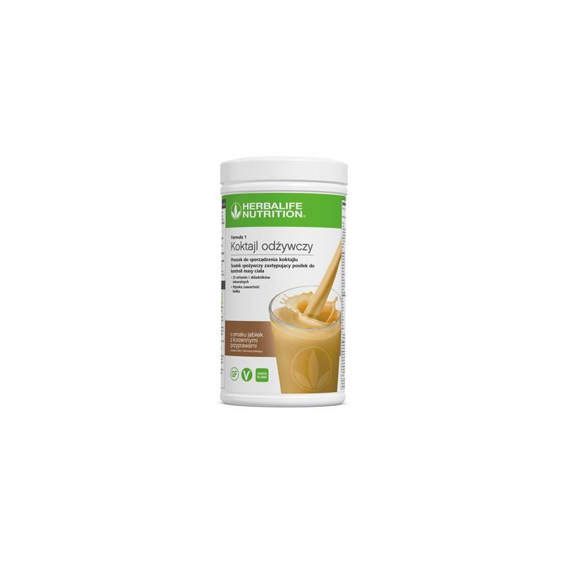 Koktajl Odżywczy Formuła 1 toffi-jabłko-cynamon 550g