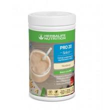PRO 20 SELECT - koktajl proteinowy 15 porcji, 630 g