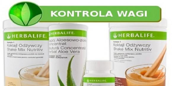 Oczyszczanie z Herbalife